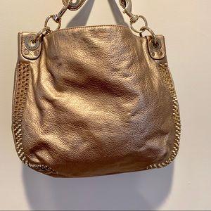 Rebecca Minkoff Luscious mini studded hobo bag